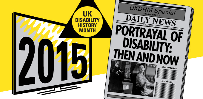 UKDHM 2015 Portrayal of Disability