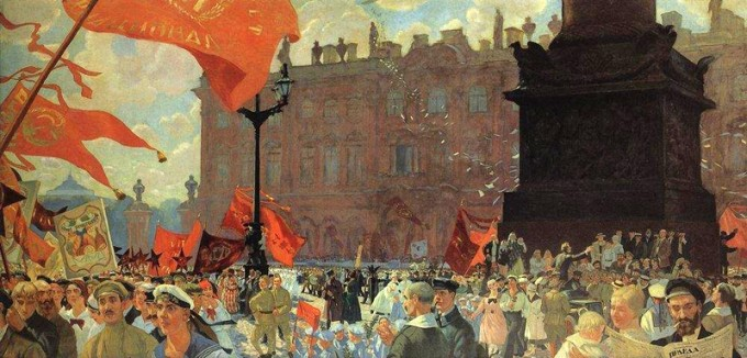 Kustodiev_-_Congress_of_Comintern 1921