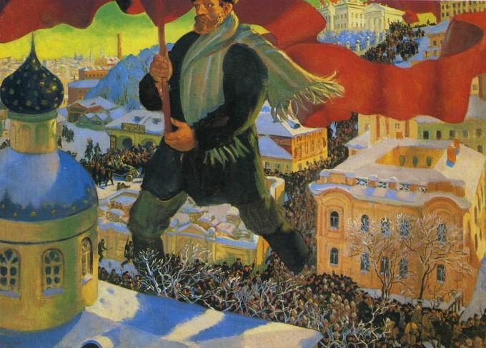 kustodiev_bolshevik