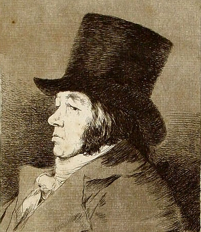 self-portrait-goya 1799