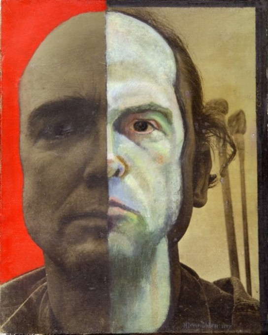 20120307202835-William_Utermohlen_-_Self_Portrait__split___1977__oil__charcoal__photograph_on_gesso_on_canvas__25.5_x_20_cm