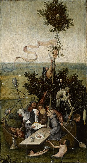 300px-Jheronimus_Bosch_011 Ship of Fools