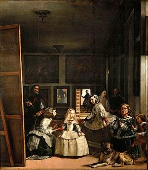 300px-Las_Meninas_(1656),_by_Velazquez 1656