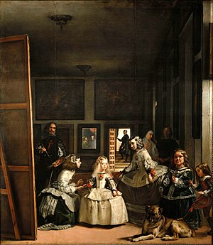 300px-Las_Meninas_(1656),_by_Velazquez