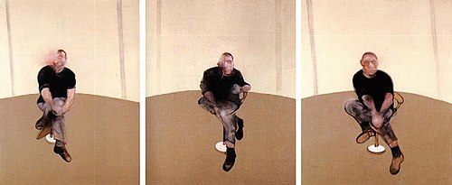 500px-Study_for_a_Self-portrait—Triptych,_1985–86