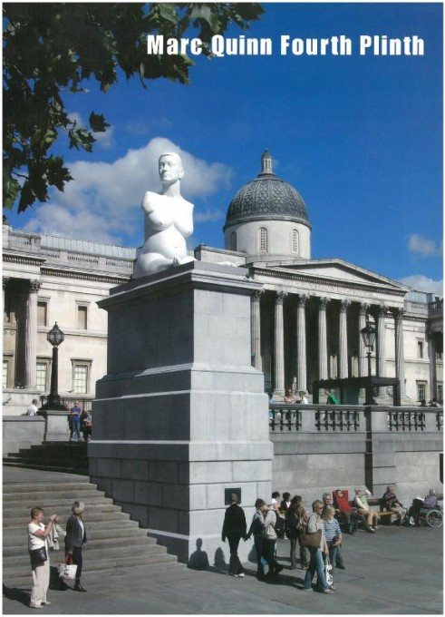 Marc Quinn Fourth Plinth