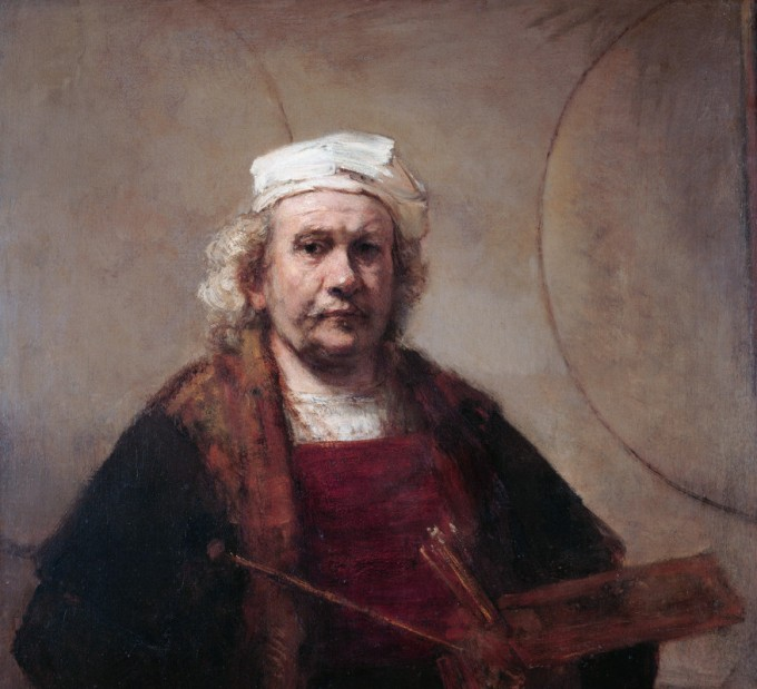 Rembrandt-self-portrait-circles-old