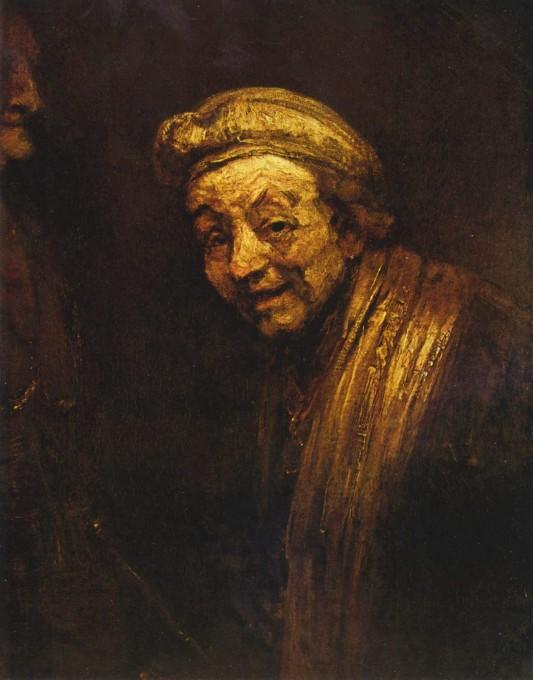 Rembrandt_Self Portarait 1669