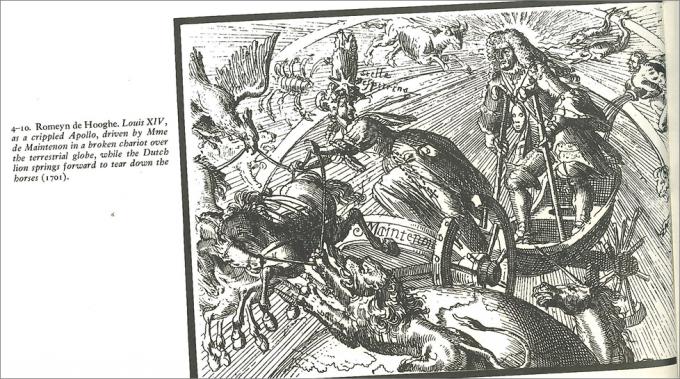 Romeyn de Hooghe 1701 Louise XIV