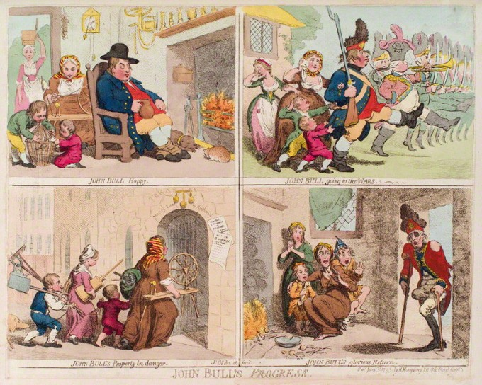 gillray_johnbull progress 1793