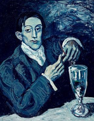 picasso (1)Portrait d'Angel Fernandez de Soto,