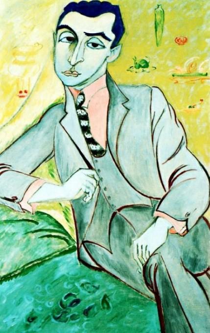 Isaac Grunwald 1916