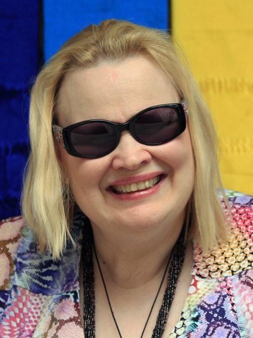 61012057. Guanajuato, 12 Oct. 2016 (Notimex-Javier Lira).- La pianista y cantante de jazz Diane Schuur, se encuentra en Guanajuato ya que esta noche tiene el compromiso de elevar aquÌ la voz portentosa con la que est· dotada. Lo har· en el Teatro Ju·rez, en el marco del 44 Festival Internacional Cervantino, que se desarrolla del 2 al 23 del mes en curso. NOTIMEX/FOTO/JAVIER LIRA/JLO/ACE/FIC16/ (Newscom TagID: notimexpix637047.jpg) [Photo via Newscom]