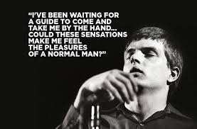 Ian Curtis and Lyrics