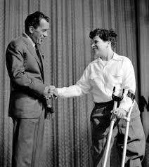 Perlman meets Nixon