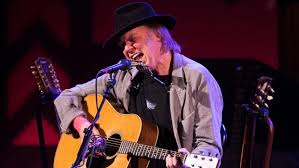 Neil Young Helpless
